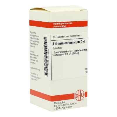 Lithium Carb. D4 Tabletten  bei juvalis.de bestellen