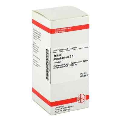Kalium Phosphoricum D6 Tabletten  bei juvalis.de bestellen