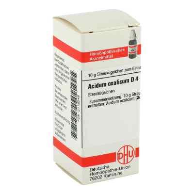 Acidum Oxalicum D 4 Globuli  bei juvalis.de bestellen