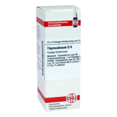 Thyreoidinum D6 Dilution  bei juvalis.de bestellen