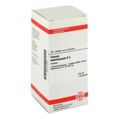 Zincum Valerianicum D 4 Tabletten  bei juvalis.de bestellen
