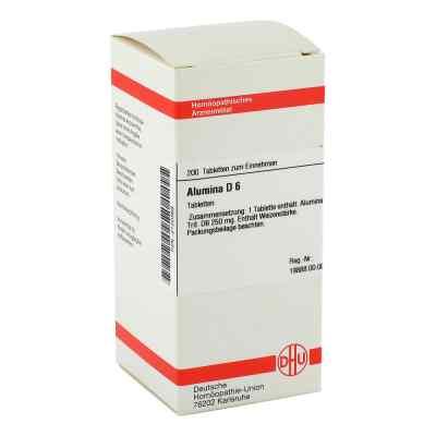 Alumina D6 Tabletten  bei juvalis.de bestellen