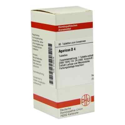 Agaricus D4 Tabletten  bei juvalis.de bestellen