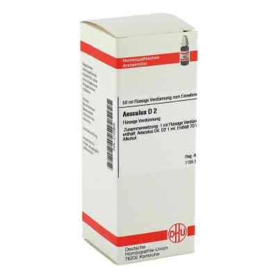 Aesculus D2 Dilution  bei juvalis.de bestellen