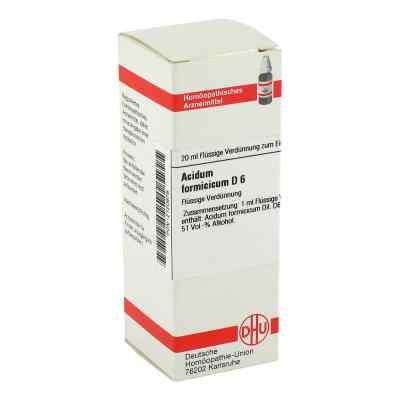Acidum Formicicum D6 Dilution  bei juvalis.de bestellen