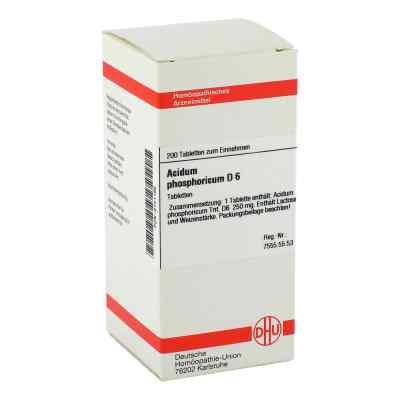Acidum Phosphoricum D6 Tabletten  bei juvalis.de bestellen