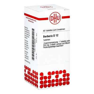 Berberis D12 Tabletten  bei juvalis.de bestellen