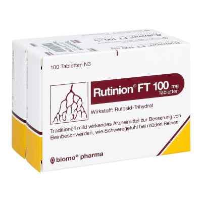 Rutinion FT 100mg  bei juvalis.de bestellen