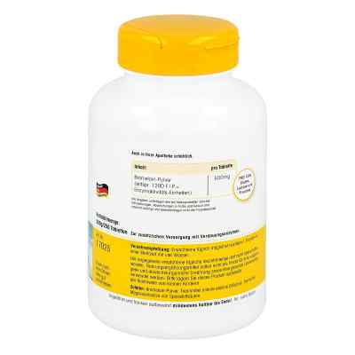 Bromelain 500 mg Tabletten  bei juvalis.de bestellen