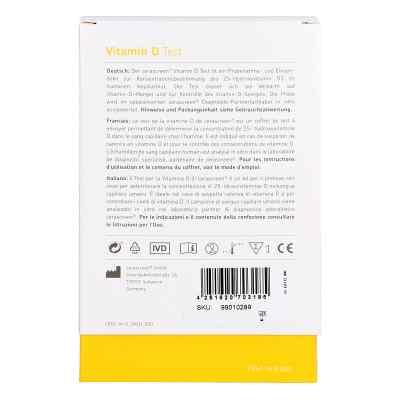 Cerascreen Vitamin D Testkit  bei juvalis.de bestellen