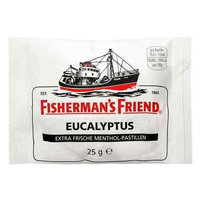 Fishermans Friend Eucalyptus mit Zucker Pastillen  bei juvalis.de bestellen