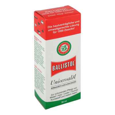 Ballistol flüssig  bei juvalis.de bestellen