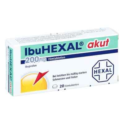 IbuHEXAL akut 200mg  bei juvalis.de bestellen