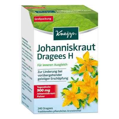 Kneipp Johanniskraut Dragees H  bei juvalis.de bestellen