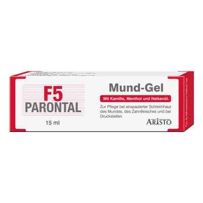 Parontal F5 Mundgel  bei juvalis.de bestellen