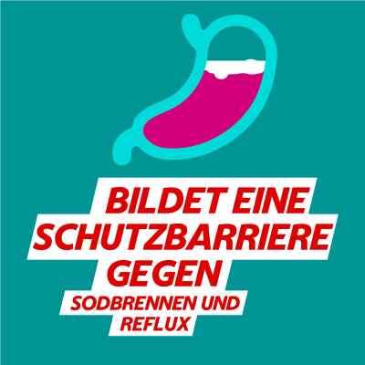 Gaviscon Advance Pfefferminz 1000mg/200mg Dosierbeutel  bei juvalis.de bestellen