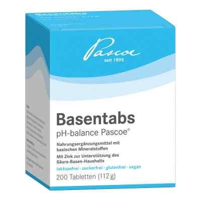 Basentabs pH Balance Pascoe Tabletten  bei juvalis.de bestellen