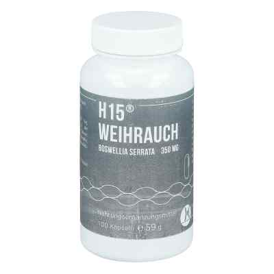 H 15 Weihrauchkapseln 350 mg  bei juvalis.de bestellen