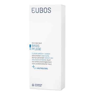 Eubos Flüssig blau unparfüm.  bei juvalis.de bestellen