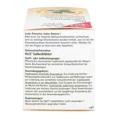 H&S Salbeiblätter  bei juvalis.de bestellen