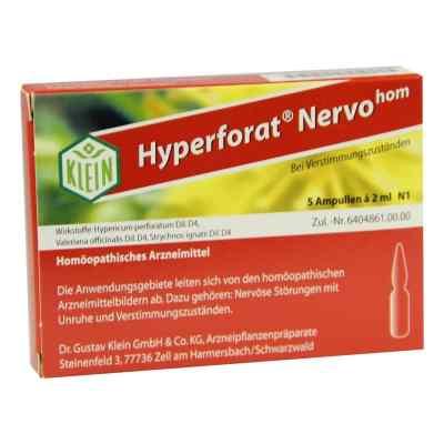 Hyperforat Nervohom Injektionslösung  bei juvalis.de bestellen