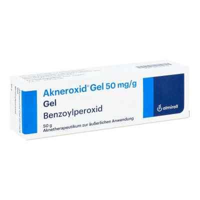 Akneroxid 50mg/g  bei juvalis.de bestellen