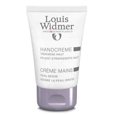 Widmer Hand Creme leicht parfümiert  bei juvalis.de bestellen