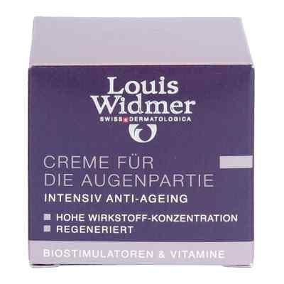 Widmer Creme für die Augenpartie leicht parfüm.  bei juvalis.de bestellen