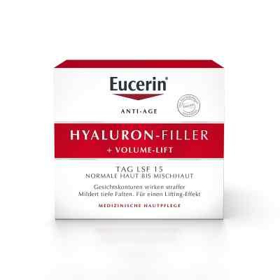 Eucerin Anti-age Volume-filler Tag Norm./mischhaut  bei juvalis.de bestellen