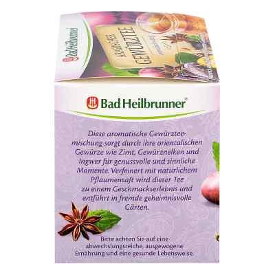 Bad Heilbrunner Tee arabischer Gewürztee Filterb.  bei juvalis.de bestellen