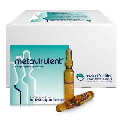 Metavirulent Injektionslösung  bei juvalis.de bestellen
