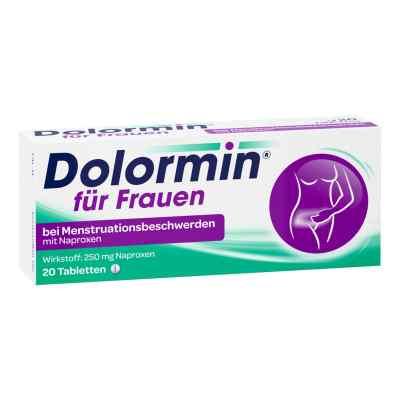 Dolormin für Frauen mit Naproxen  bei juvalis.de bestellen