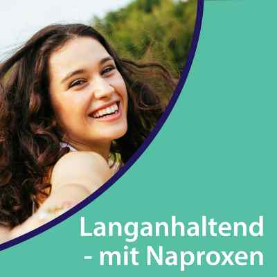 Dolormin für Frauen bei Menstruationsbeschwerden mit Naproxen  bei juvalis.de bestellen