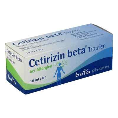 Cetirizin beta  bei juvalis.de bestellen