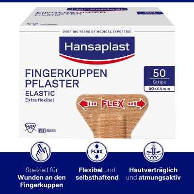Hansaplast Elastic Fingerkuppenpflaster  bei juvalis.de bestellen