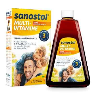 Sanostol ohne Zuckerzusatz Saft  bei juvalis.de bestellen
