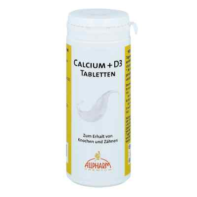 Calcium + D3 Tabletten  bei juvalis.de bestellen