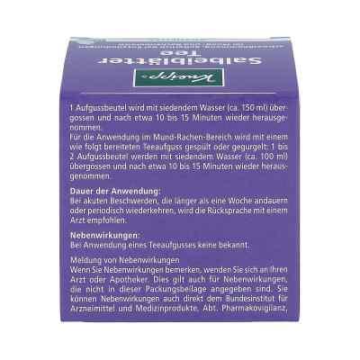 Kneipp Salbeiblätter-Tee  bei juvalis.de bestellen