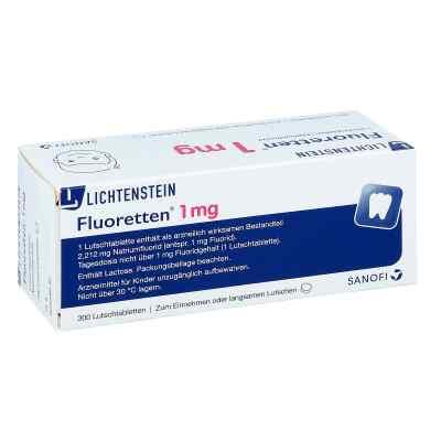 Fluoretten 1mg  bei juvalis.de bestellen
