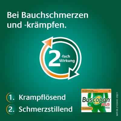 Buscopan PLUS Filmtabletten bei Bauchschmerzen & Regelschmerzen  bei juvalis.de bestellen