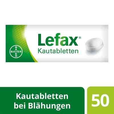 Lefax Kautabletten  bei juvalis.de bestellen