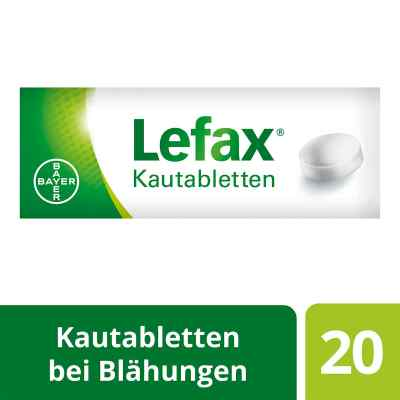 Lefax  bei juvalis.de bestellen