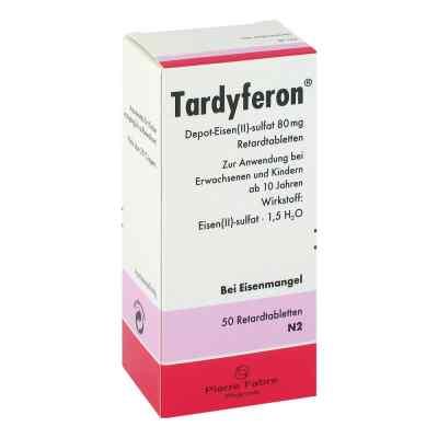 Tardyferon Depot-Eisen(II)-sulfat 80mg  bei juvalis.de bestellen