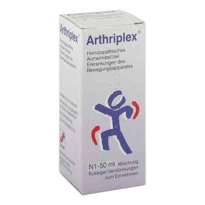 Arthriplex Tropfen  bei juvalis.de bestellen
