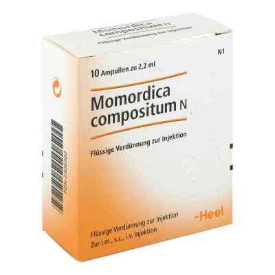 Momordica Compositum N Ampullen  bei juvalis.de bestellen