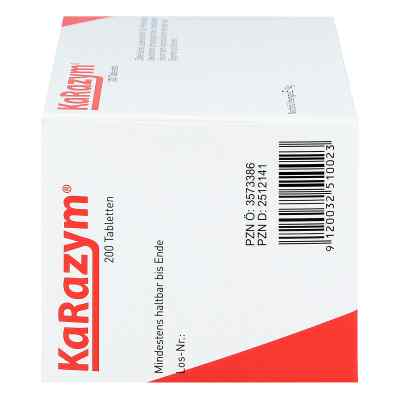 Karazym magensaftresistente Tabletten  bei juvalis.de bestellen