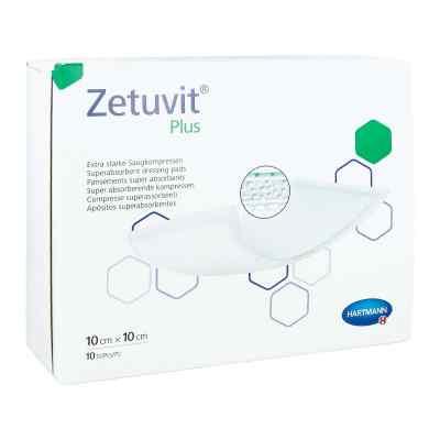 Zetuvit Plus extrastarke Saugkomp.ster.10x10 cm  bei juvalis.de bestellen