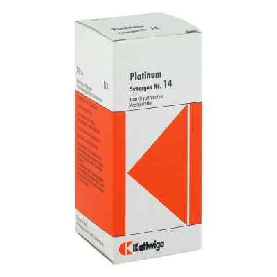 Synergon 14 Platinum Tropfen  bei juvalis.de bestellen