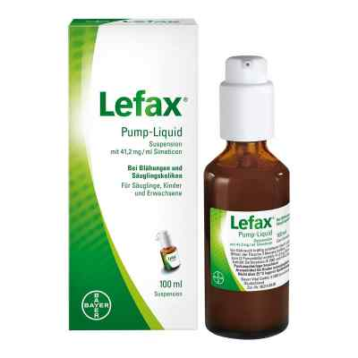 Lefax Pump-Liquid Suspension  bei juvalis.de bestellen