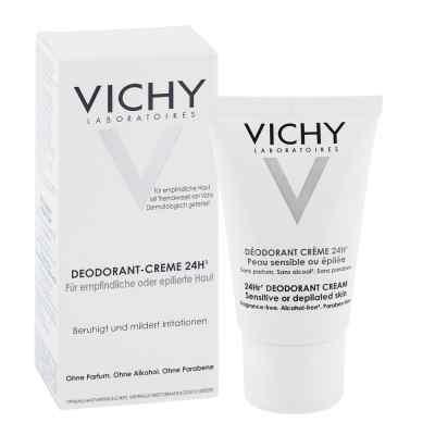 Vichy Deo Creme für sehr empfindliche/epilierte Haut  bei juvalis.de bestellen